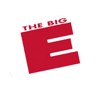 the big e logo