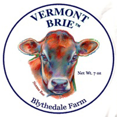 blythedale farm vermont brie cheese
