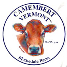 blythedale farm camembert vermont cheese