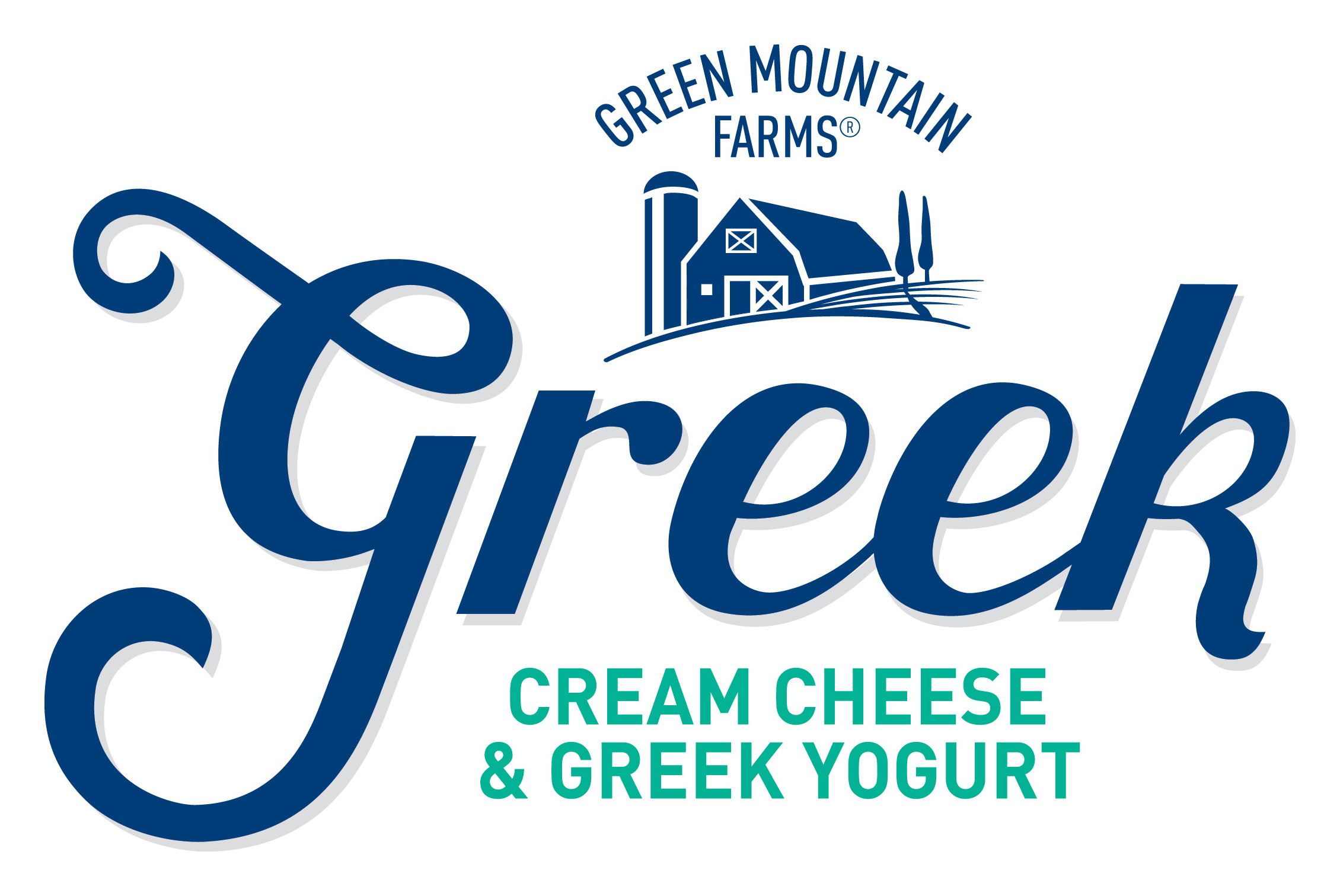 green mountain farms greek logo
