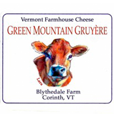 blythedale farm green mountain gruyere cheese