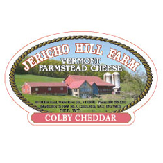 jericho hill farm colby cheddar cheese