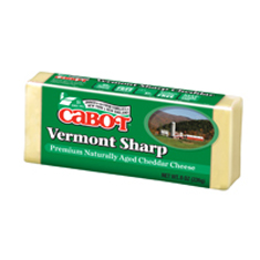 cabot vermont sharp cheese