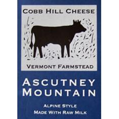 cobb hill cheese ascutney mountain cheese