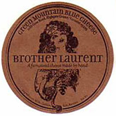 green mountain blue cheese brother laurent cheese