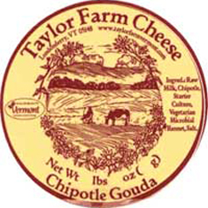 taylor farm cheese chipotle gouda cheese