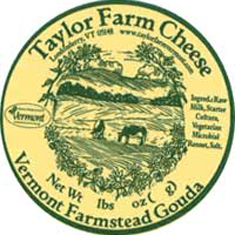 taylor farm cheese vermont farmstead gouda cheese