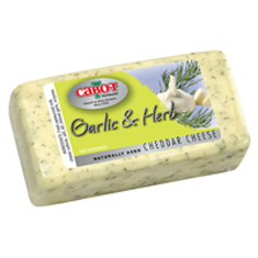 cabot garlic and herb cheese