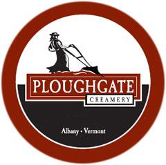 ploughgate creamery logo