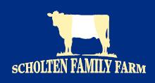 scholten family farm logo