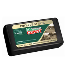 cabot private stock cheese