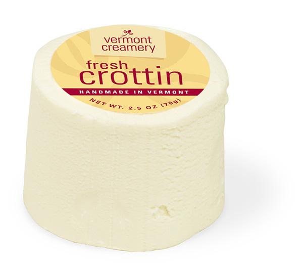 vermont creamery fresh crottin cheese