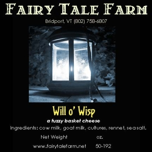 fairy tale farm will o' wisp cheese