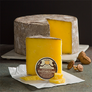 grafton village clothbound cheddar cheese