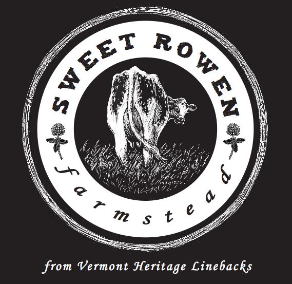 sweet rowen farmstead logo