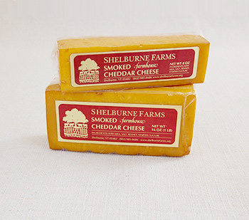 shelburne farms smoked cheddar cheese