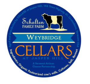 scholten family farm weybridge cheese