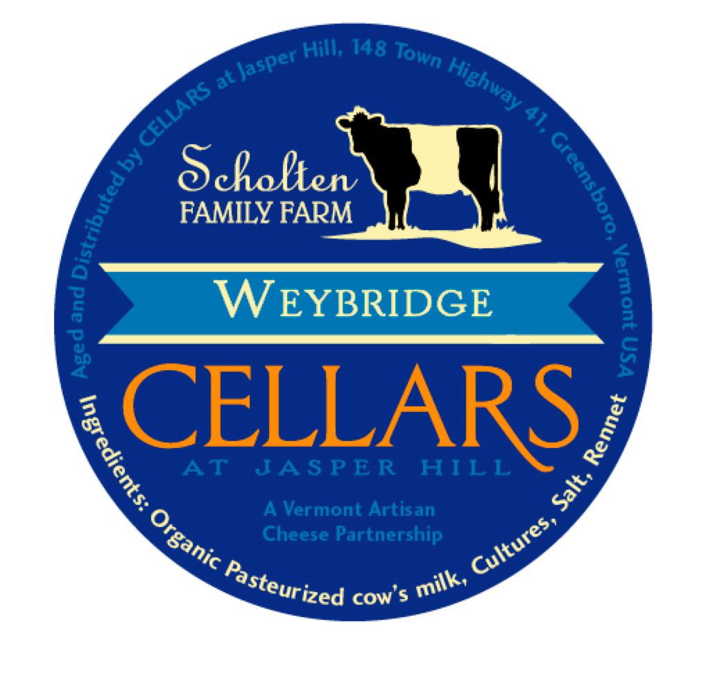 scholten family farm weybridge cheese