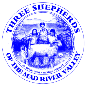 three shepherds logo