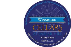 cellars at jasper hill farm winnimere cheese