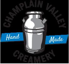 champlain valley creamery logo