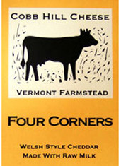 cobb hill cheese four corners cheese
