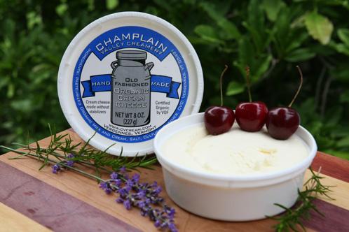 champlain valley creamery cream cheese