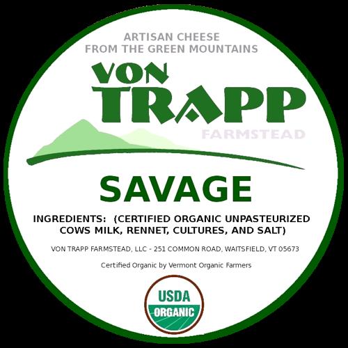 von trapp savage cheese