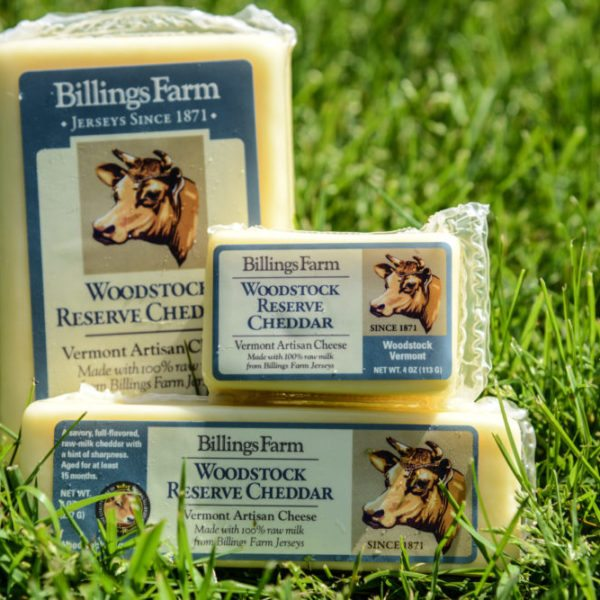 billings farm woodstock reserve cheddar cheese