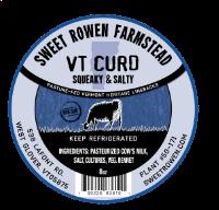 sweet rowen farmstead vt curd cheese