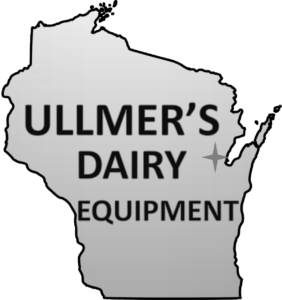 ullmer's dairy equipment logo