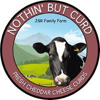 nothin' but curd logo